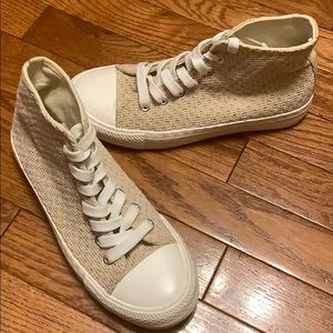 Qupid Shoes - Boutique high top sneakers